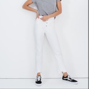 Madewell The Tall Perfect Vintage Cropped Jean